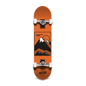 Monopatin Completo 8″ Inpeddo Hill Orange
