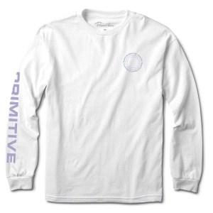 Camiseta Manga Larga Primitive New Peace