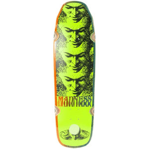 Tabla Madness 9″ Mind Universe Neon Yellow