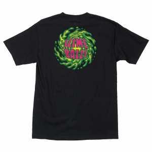Camiseta Santa Cruz Slime Balls Black