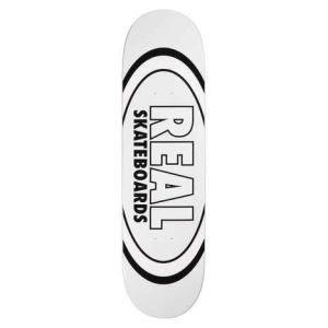 Tabla Real 8.38″ Classic Oval White