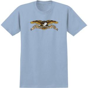 Camiseta Antihero Eagle Powder Blue