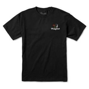 Camiseta Primitive Matter Of Time Black