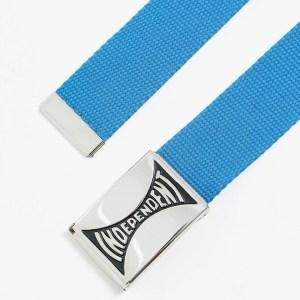 Cinturón Independent Span Web Blue