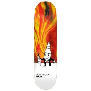 Tabla Real 8.5″ Donnelly Burning Dad