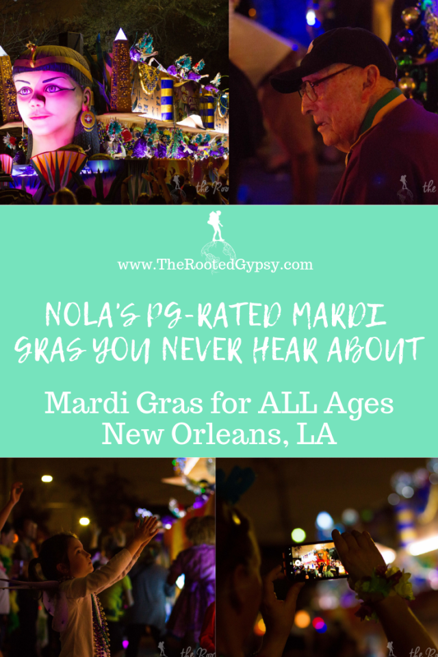 PG-Rated Mardi Gras