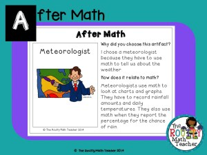"Read about ""After Math"" here!"