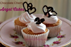 chocolate cherry angel cakes watermark