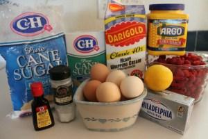 Cloud Nine Berry Pie ingredients