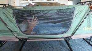 russ tent cot