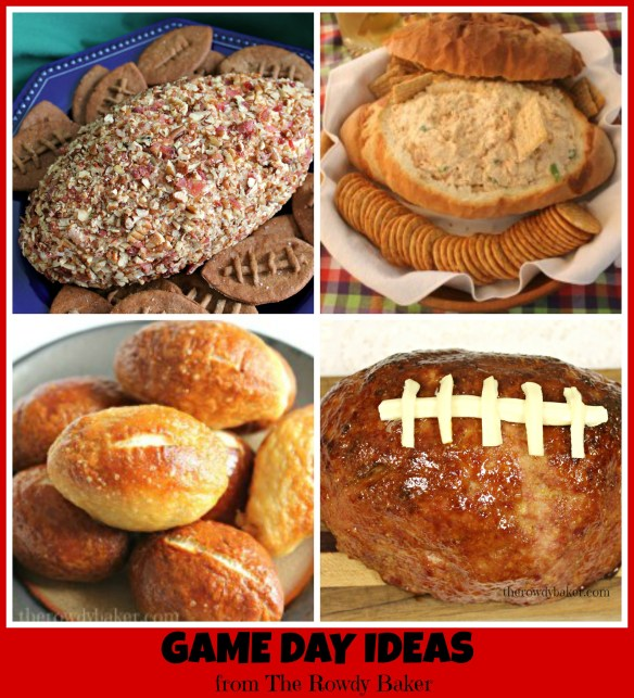 Game Day Collage 2016