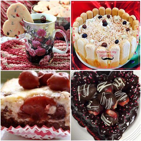broads valentine collage