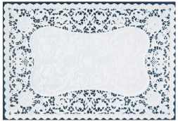 Bobbin- Lace French Placemats by Royal Lace