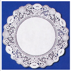 Normandy Lace Paper Doilies by Royal Lace