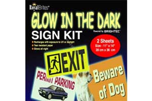 Glow-in-the-Dark-Sign-Kit-Royal-Brites-theroyalstore