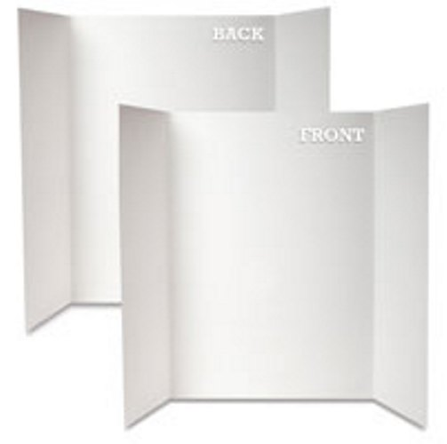 Royal Brites Project Board Tri-Fold Theroyalstore