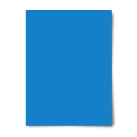 "Royal Brites Blue Poster Board 22"" x 28"""