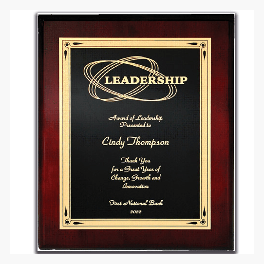 Award Plaques Frames-Geographics