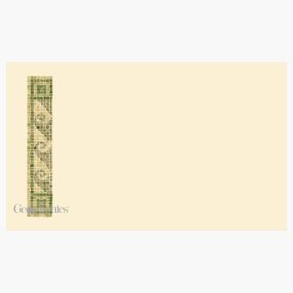"Italian Tile Business Cards, 2""x3.5"" Print on Demand"