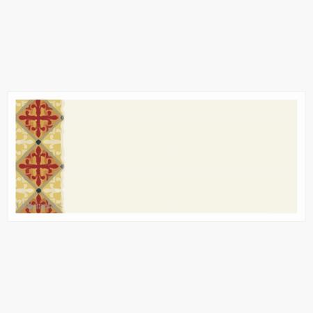 "Batik Envelopes No.10 (4.12""x9.5"") Print on Demand"