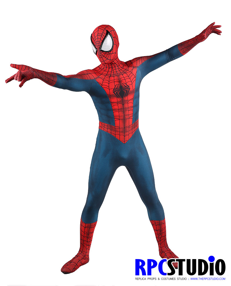 Spider Man Edge Of Time Costumes List Wwwpixsharkcom
