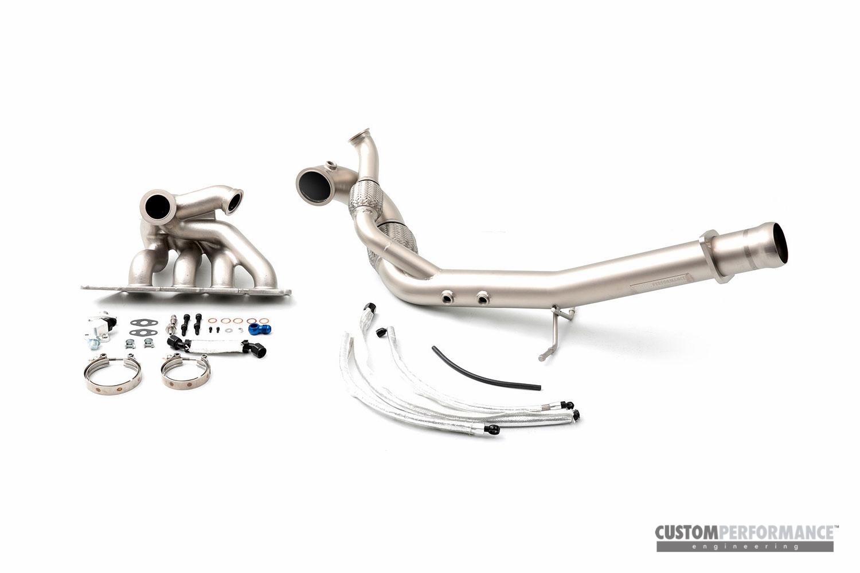 Cpe Atmosphere Bare Bones Turbo Kit For Mazdaspeed 6 Mzat T