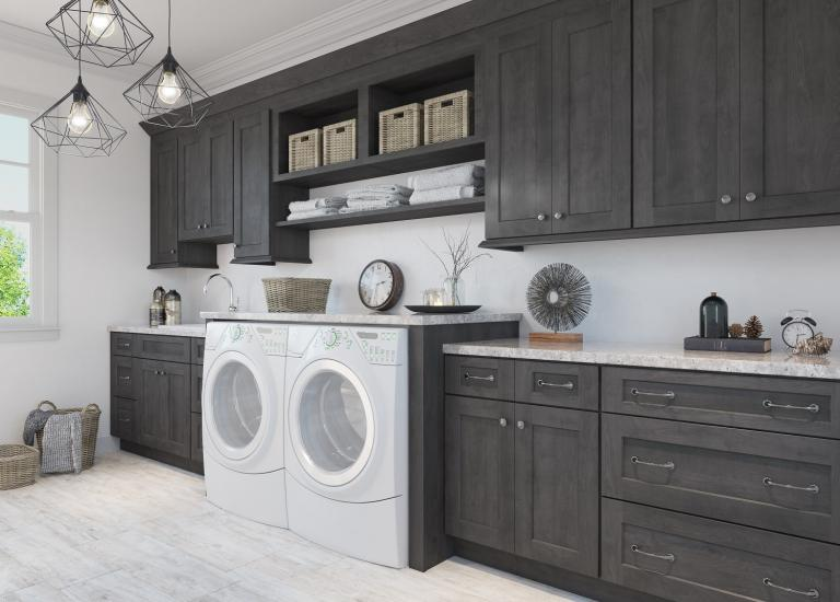 Pre-Assembled Laundry Room Cabinets - Laundry Cabinets ... on Laundry Cabinets  id=39454