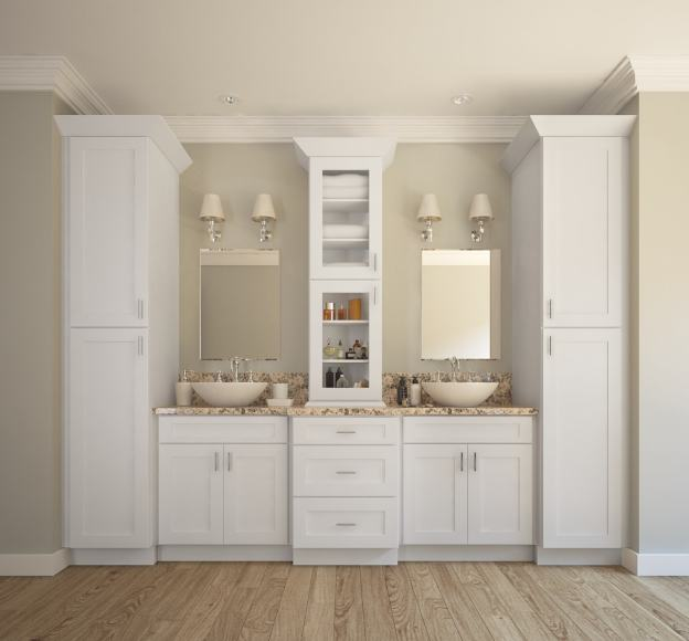 ready to assemble bathroom vanities & cabinets - bathroom vanities