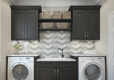 Ready To Assemble & Pre-Assembled Laundry Room Cabinets ... on Laundry Cabinets  id=85753