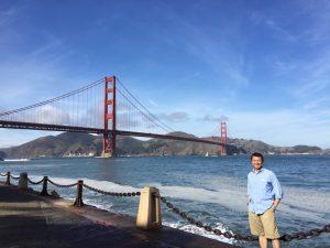 The Golden Gate Bridge - San Francisco