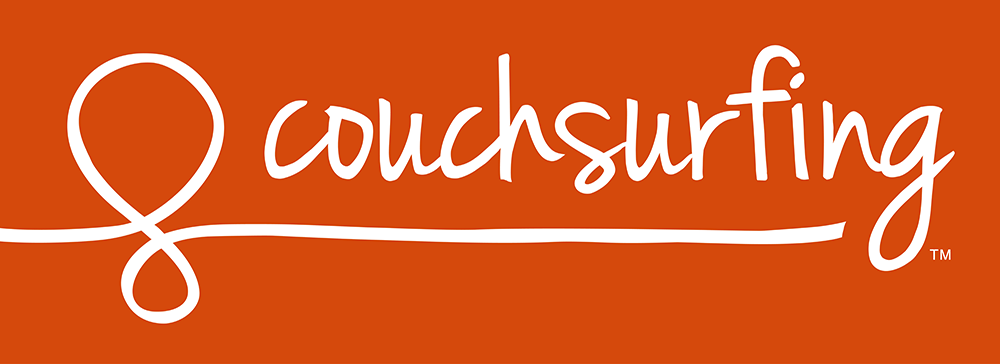 Couchsurfing couch requests - Couchsurfing logo