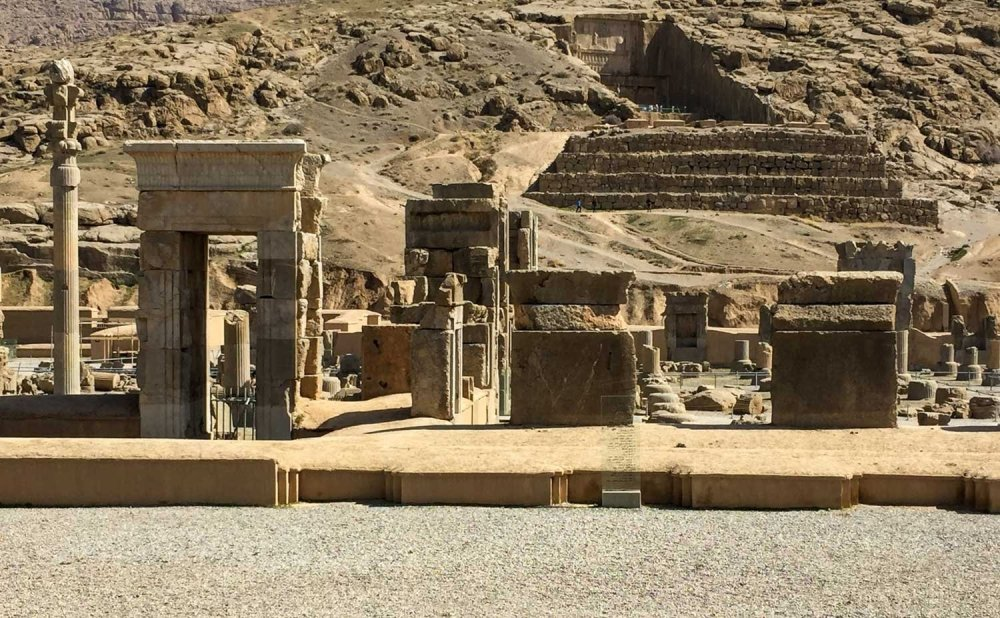 Is Iran safe for tourists - Persepolis