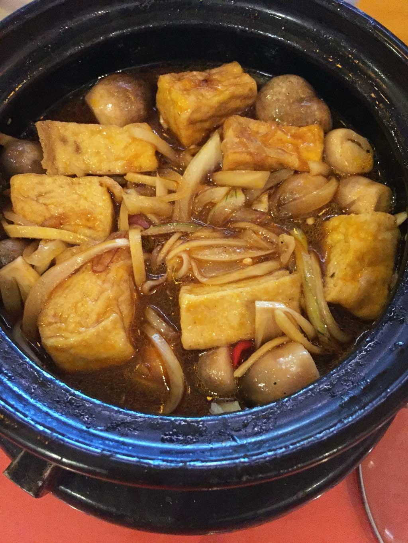 nha trang cooking class: vegetarian tofy hot pot
