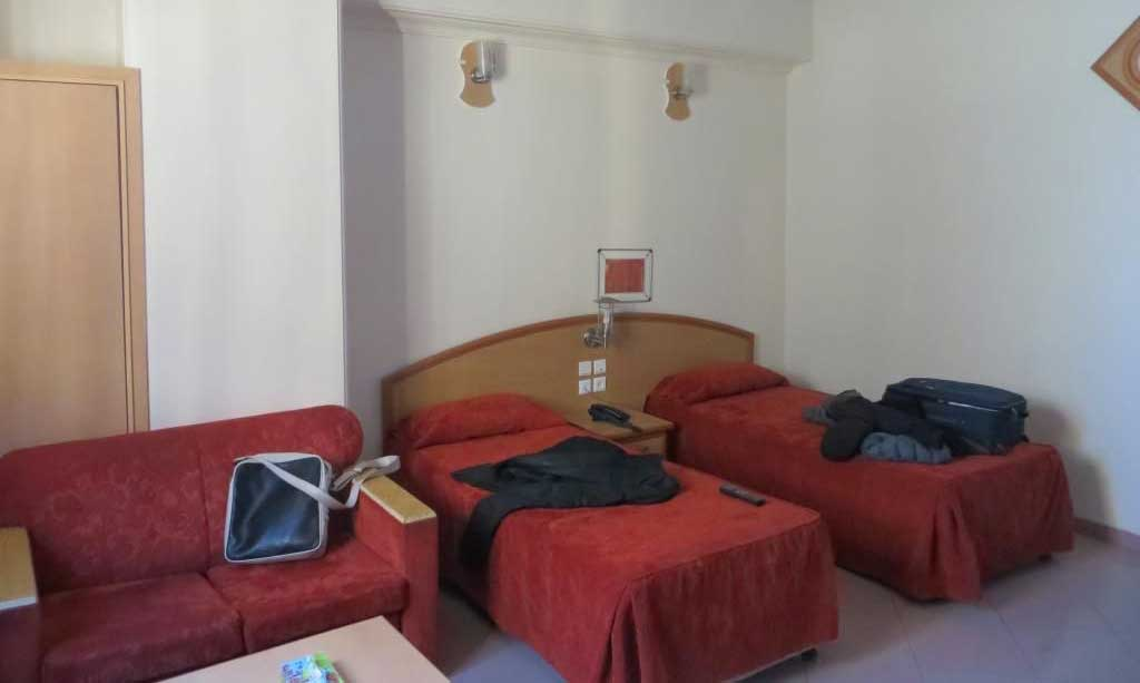 Hotel Eram Shiraz Double room - (photo credit Lets Go Iran)