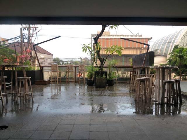 Edelweiss Boutique Hotel Kuta - Lounge