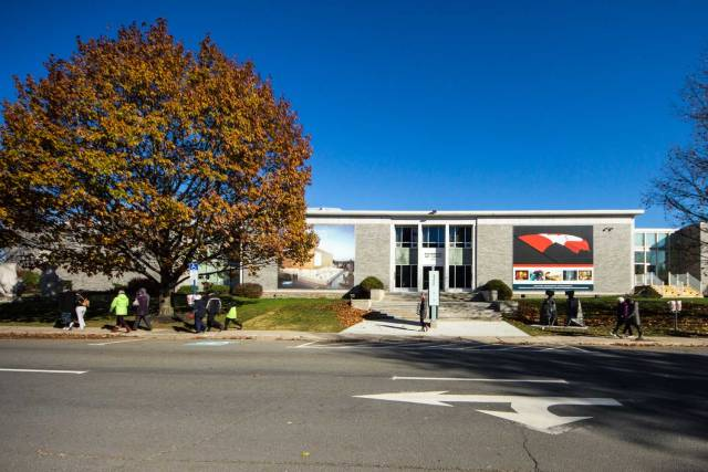 Things to do in Fredericton: The Beaverbrook Art Gallery