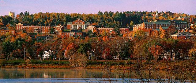 The University of New Brunswick (UNB Photo)