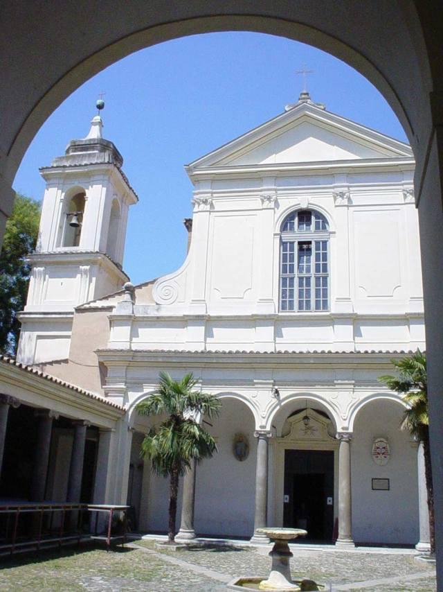 roman churches san clemente