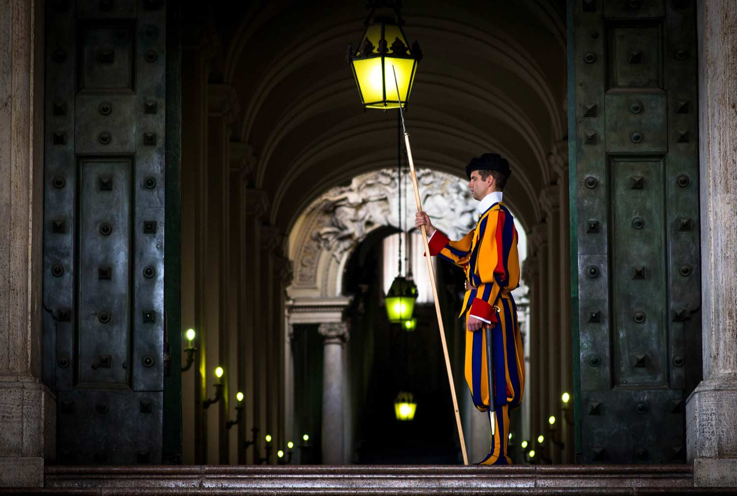 Rome Secrets - Swiss Guard