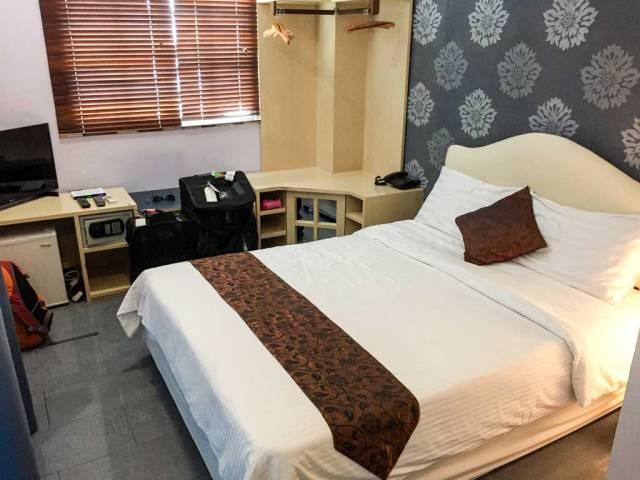 LVIS Boutique Hotel Bed