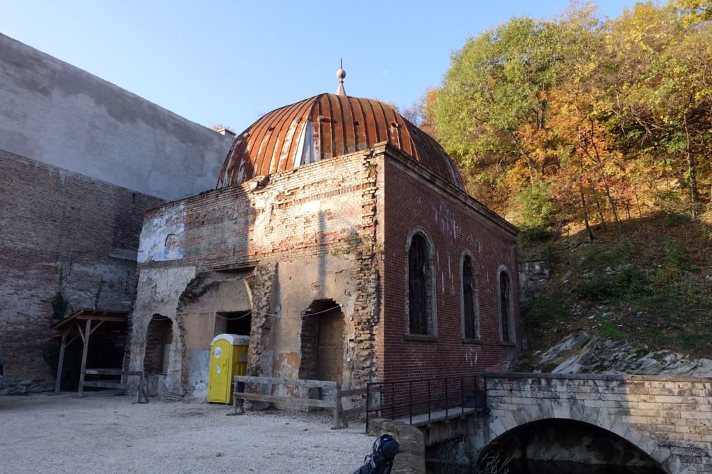 unusual things to do in Budapest molnar janos cave turkish powder mill