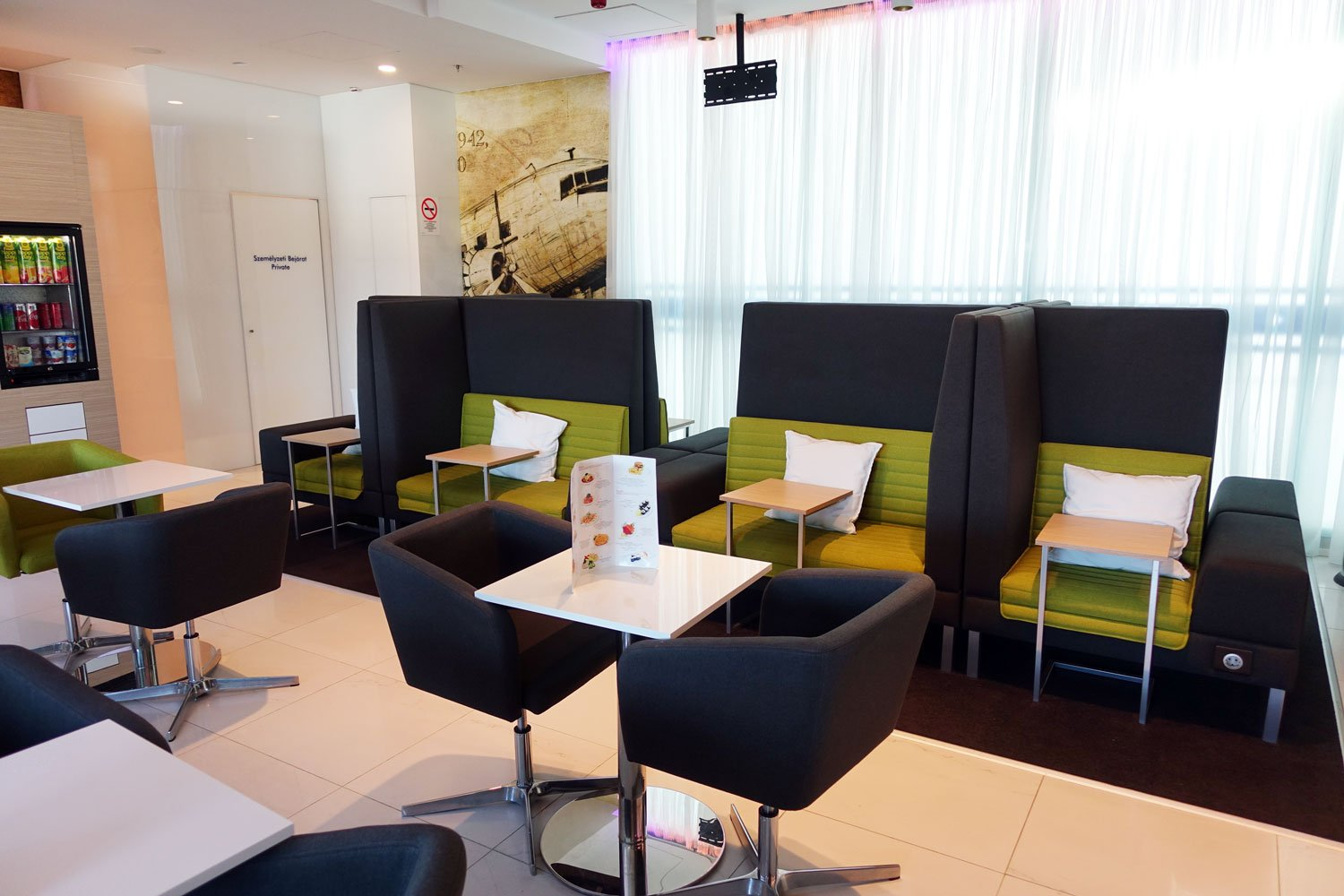 menzies aviation lounge budapest chairs