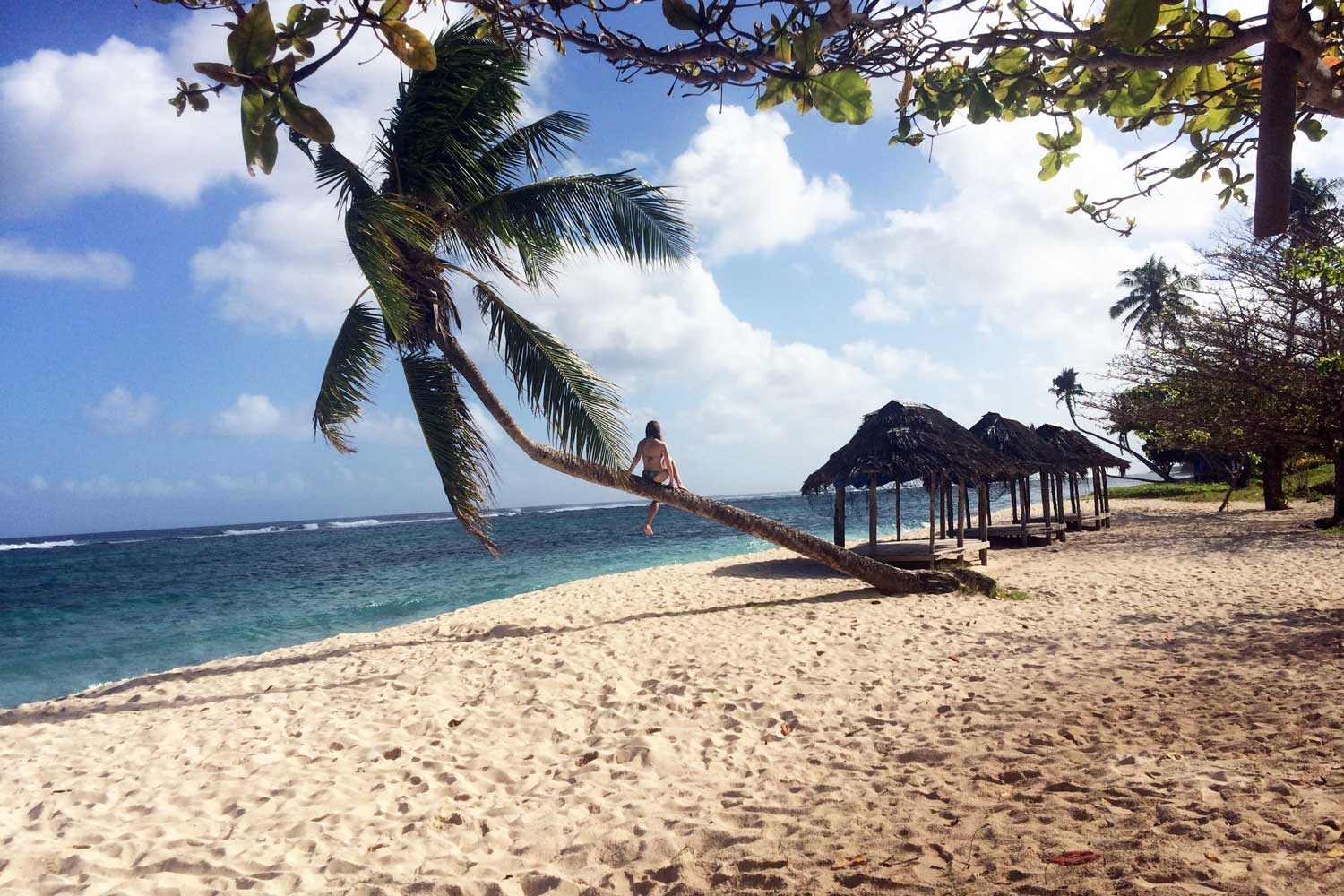 South Pacific Island Vacation destinations - Samoa