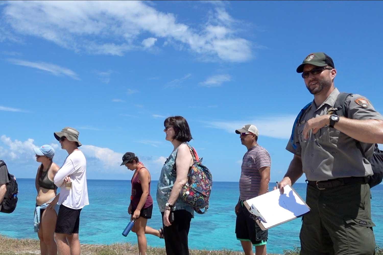 dry tortugas national park tour