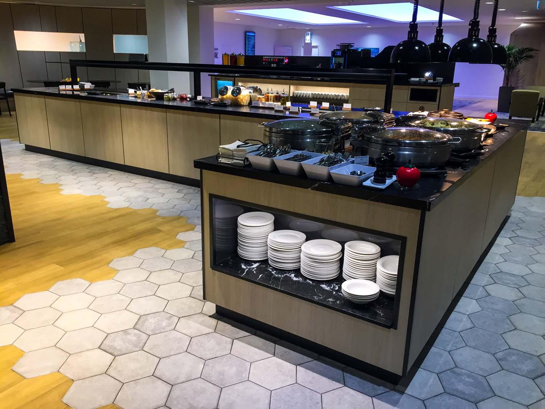 Strata lounge auckland food bar