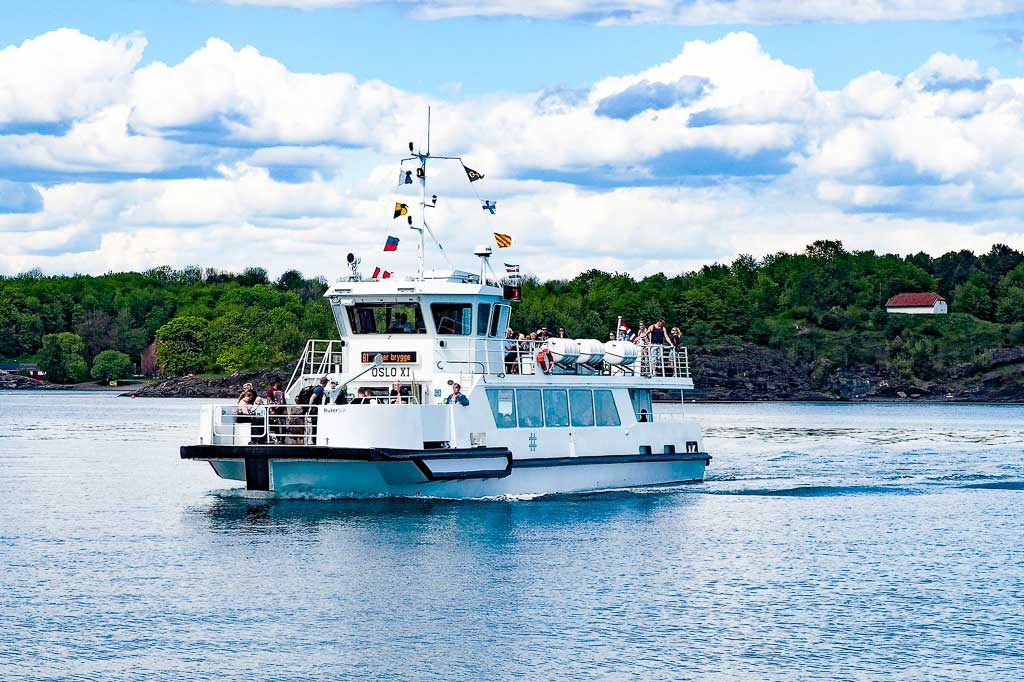Oslo Pass ferry