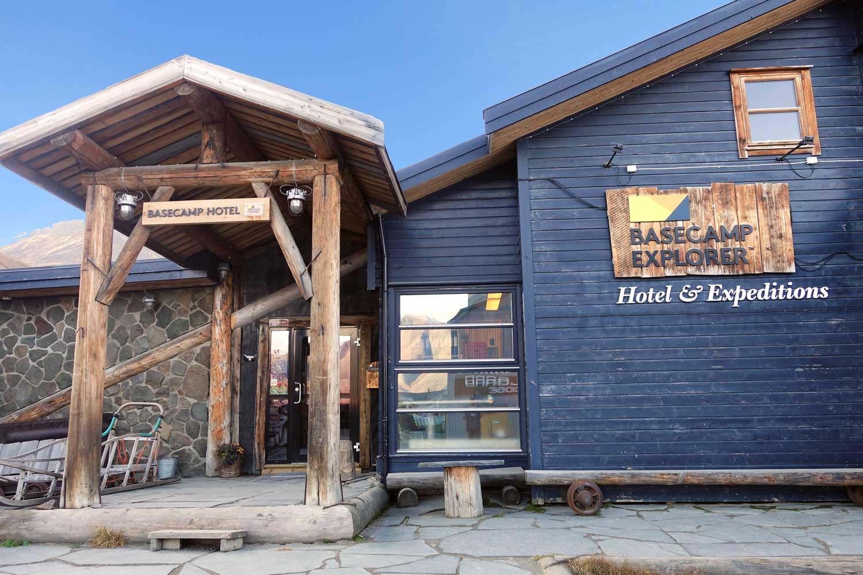 Svalbard Hotel - Basecamp Hotel