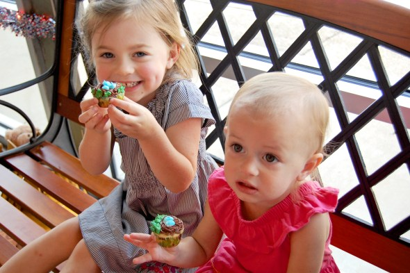 21. Cupcakes