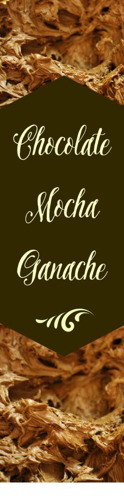 Chocolate Mocha Ganache