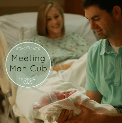 Meeting Man Cub IG